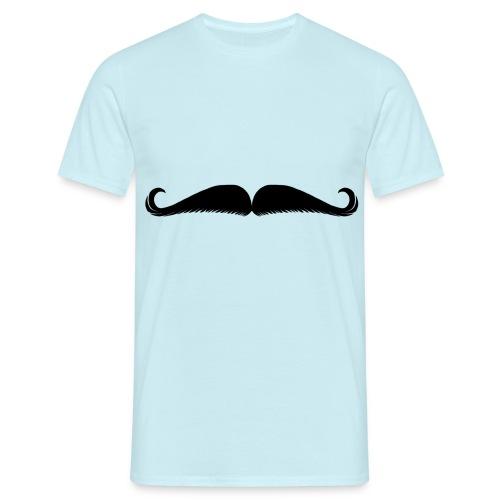 Moustache - T-shirt Homme