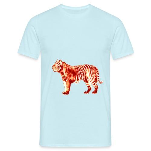 Red Tiger - Men's T-Shirt