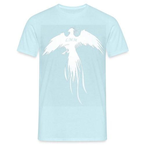 Phoenix white png - T-shirt Homme