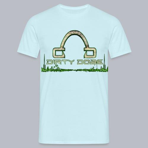 tshirt transparent vorn 1 png - Männer T-Shirt