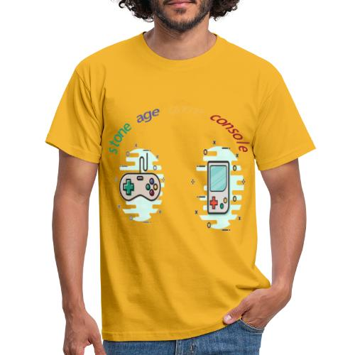 Retro Gaming Tribute - Männer T-Shirt
