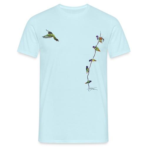 les perruches - T-shirt Homme