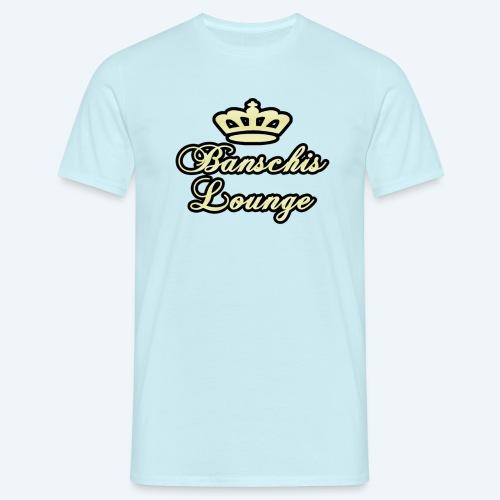 Banschis Lounge Krone 1 - Männer T-Shirt