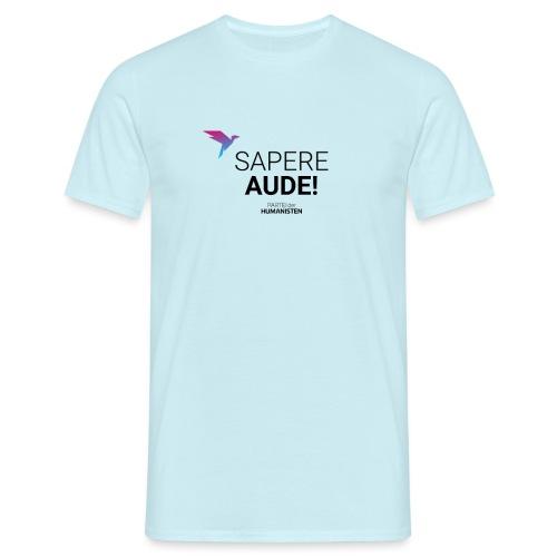 Sapere Aude! - Männer T-Shirt