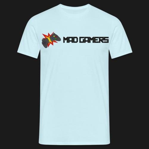 Logo_Lang 3000x1000 - Männer T-Shirt