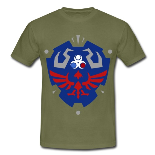 Hylian Shield - T-shirt Homme