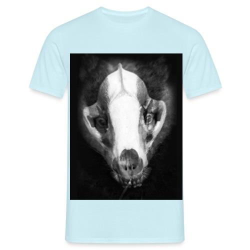 Anti-cull badger - Men's T-Shirt