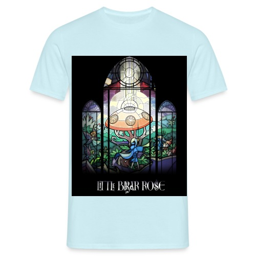 vetrata maglietta 2 jpg - Maglietta da uomo