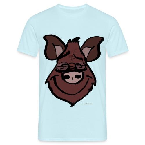 Sanglier Lutécien - T-shirt Homme
