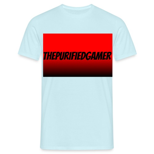 red-wallpaper-5FTF - Men's T-Shirt