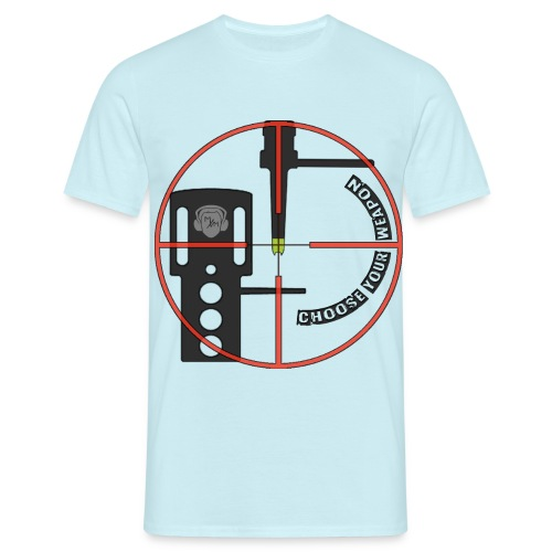MxMlogo - Men's T-Shirt