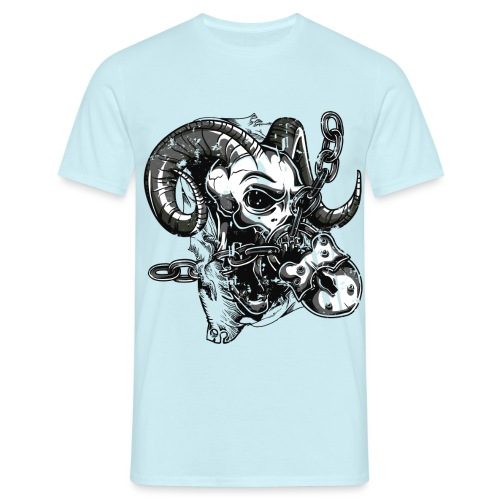 Totenschädel - Männer T-Shirt