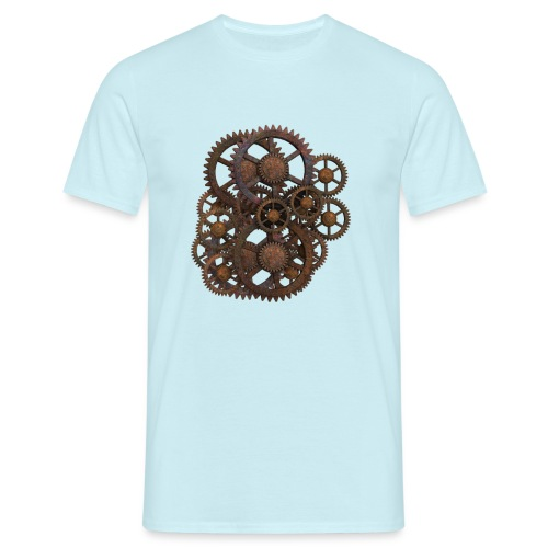 gears - Men's T-Shirt