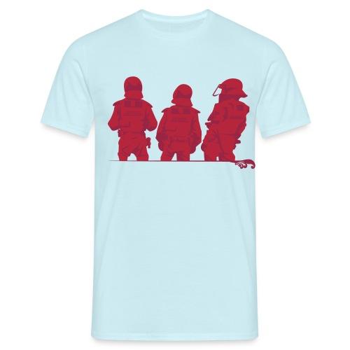 pol3 - Männer T-Shirt