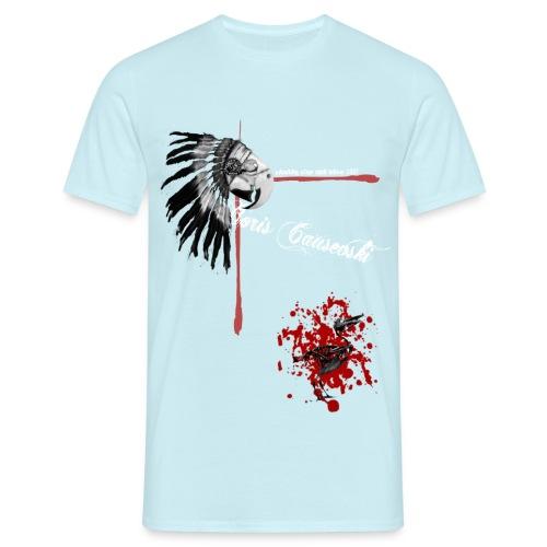 gun 12 - T-shirt herr