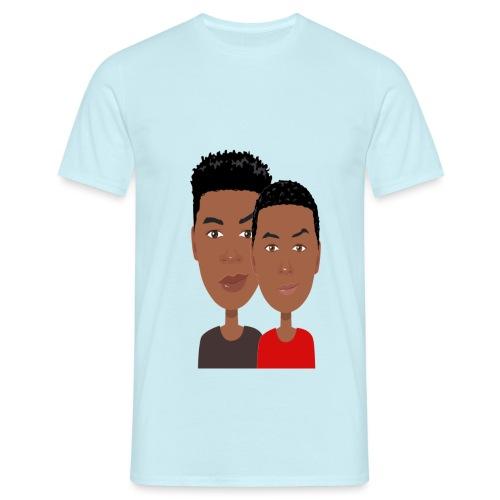 le deux beaugoss - T-shirt Homme