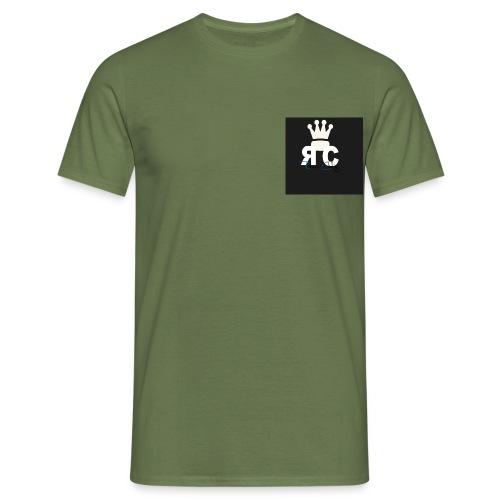 weiss fertig - Männer T-Shirt