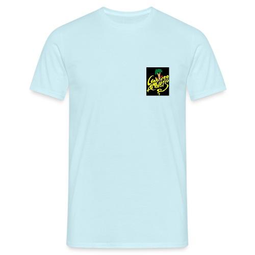 amblers crest 2 - Men's T-Shirt