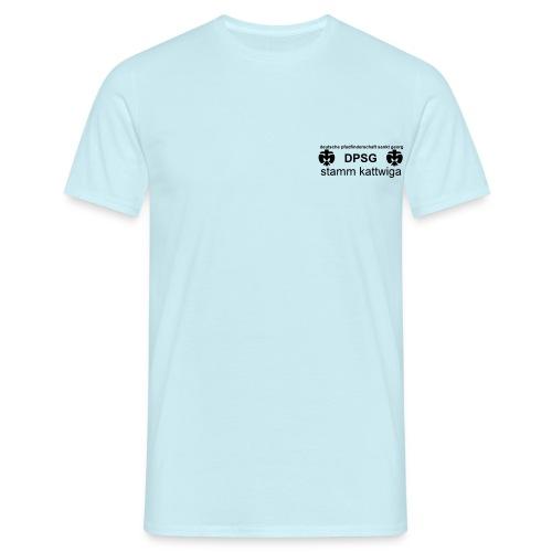 dpsg text bild4 - Männer T-Shirt