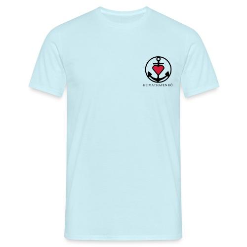 Heimathafen KÖ - Männer T-Shirt