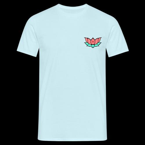 Summer Lotus - Camiseta hombre