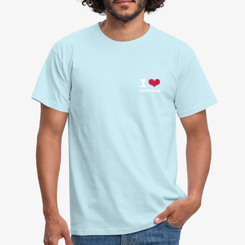 I love Schöneberg - Männer T-Shirt
