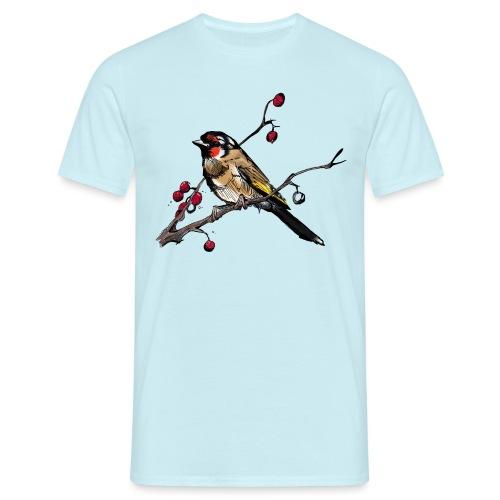 sketchBirdFinal - Männer T-Shirt