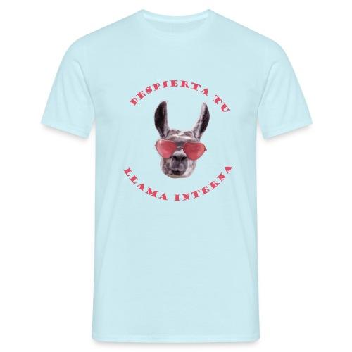 LLAMA INTERNA - Camiseta hombre