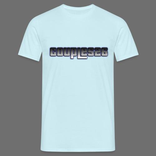 Couples26 - Men's T-Shirt