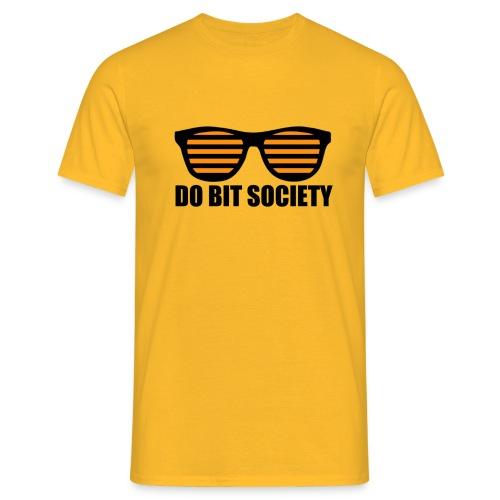 DO BIT SOCIETY-OLUWAH - Men's T-Shirt