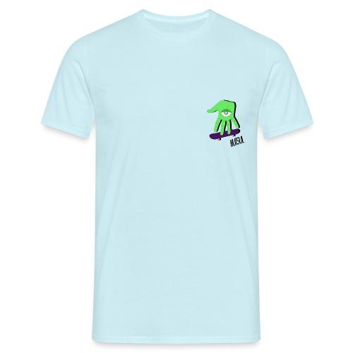 Zombie Skate Hutsul - T-shirt Homme