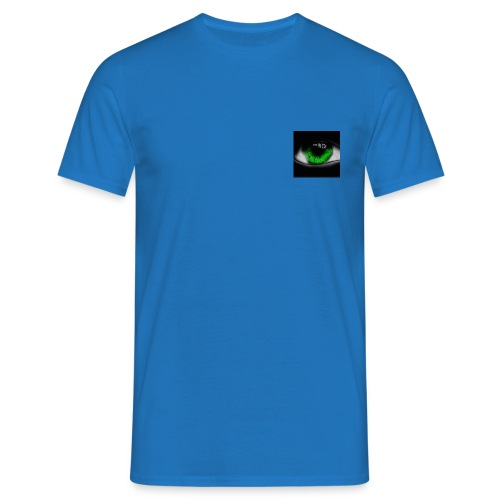 Green eye - Men's T-Shirt
