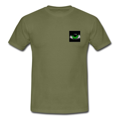 Green eye - Men's T-Shirt