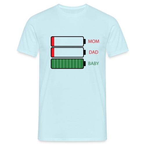 BABY 100% GELADEN T-Shirt - Männer T-Shirt