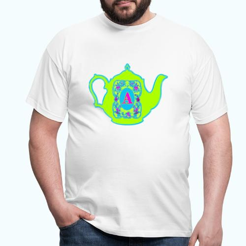 Wonders & Madness Tea Party - Men's T-Shirt