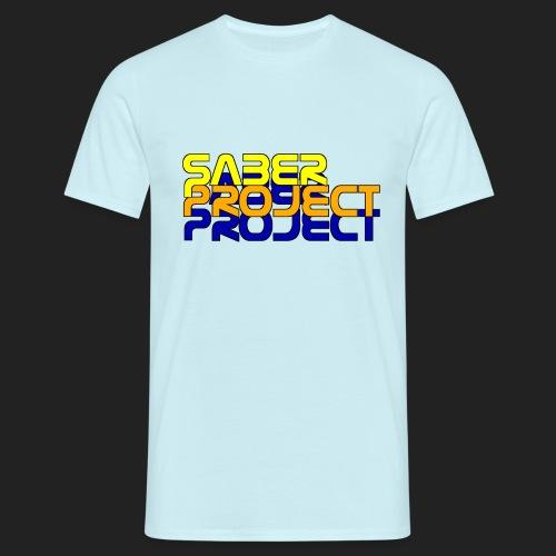SPychedelic Color - Männer T-Shirt