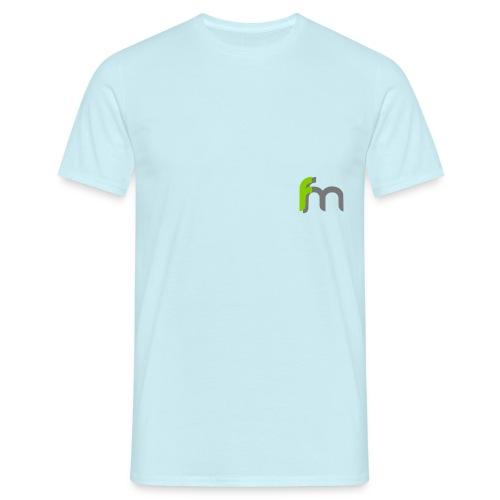 Logo ffm ohne Kreis - Männer T-Shirt