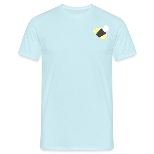 Save the Bee - Mannen T-shirt