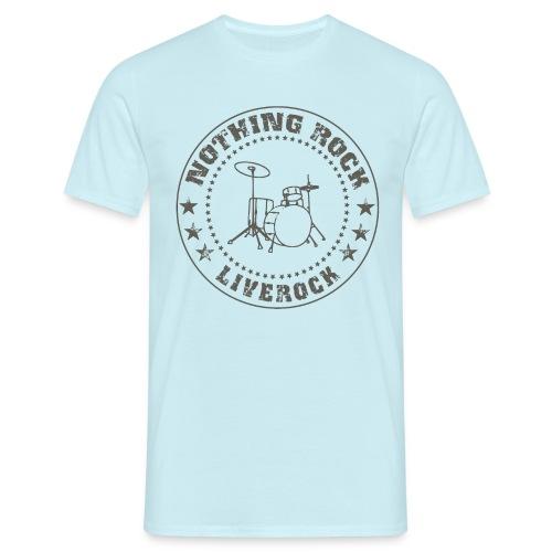 shirt001 brown png - Männer T-Shirt