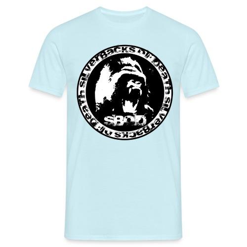 bepper orig ohne qrcode - Männer T-Shirt