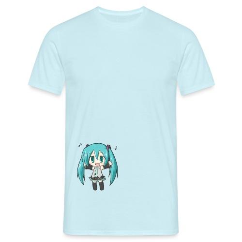Chibi Miku! - Men's T-Shirt