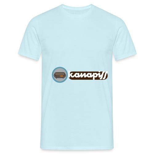 Kanapiss round serum - T-shirt Homme