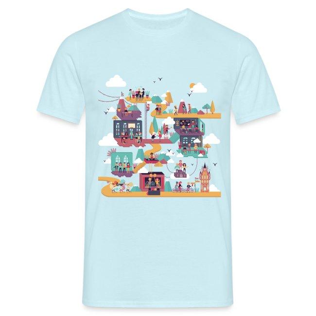T-shirt Vie À Saint André 104