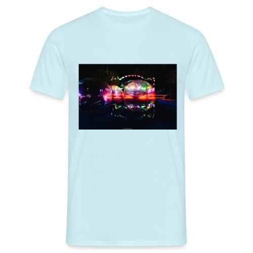 night lights - T-shirt Homme
