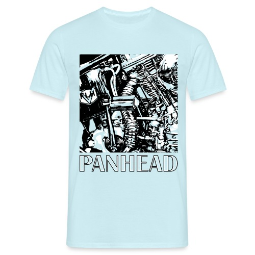 Panhead motordetail 01 - Mannen T-shirt