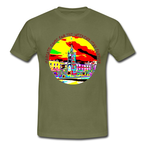 Come for the weekend! - Men's T-Shirt