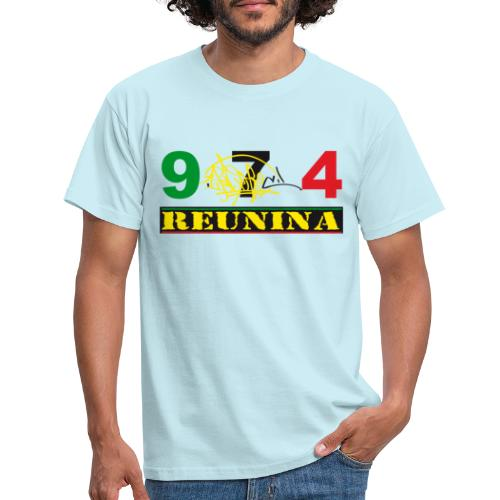 974 ker kreol ikon rasta 01 - T-shirt Homme