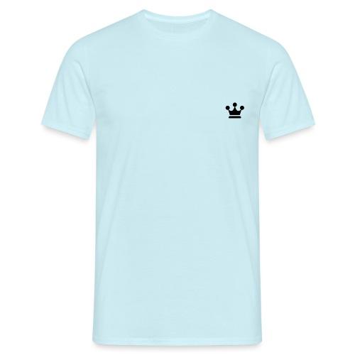 Crown Logo - Men's T-Shirt