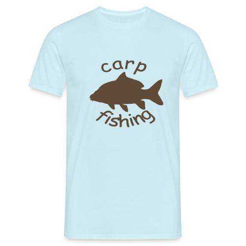 carp fishing - Mannen T-shirt