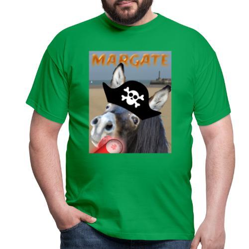 Margate Donkey - Men's T-Shirt